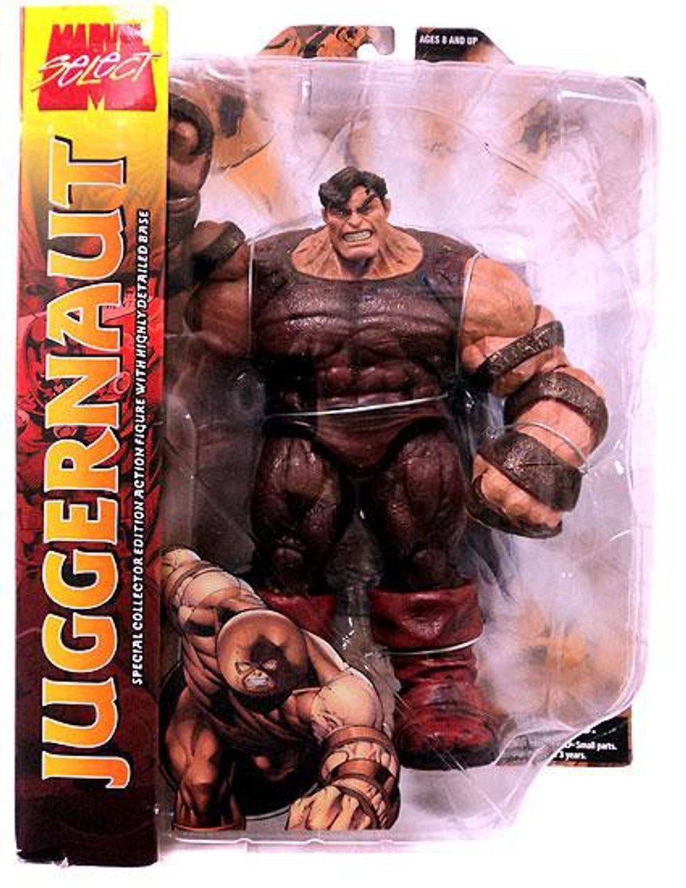 Marvel Select Juggernaut Action Figure [No Helmet]