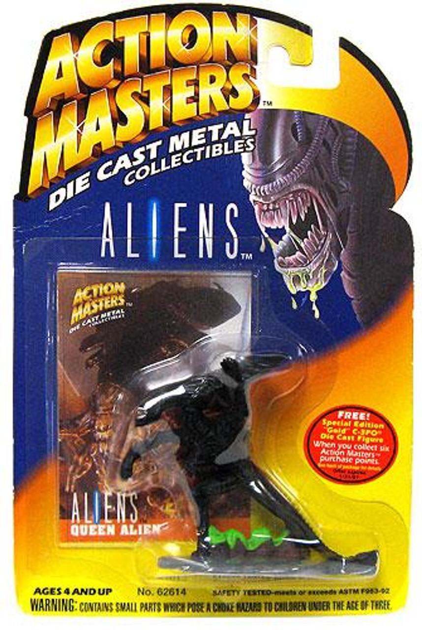 Aliens Action Masters Alien Queen Diecast Figure