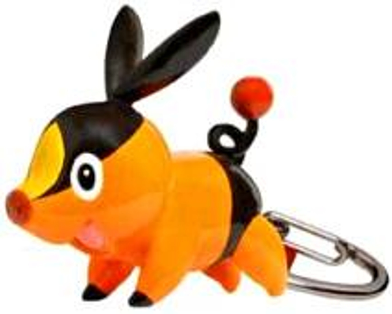Pokemon Black & White Series 23 Tepig Keychain