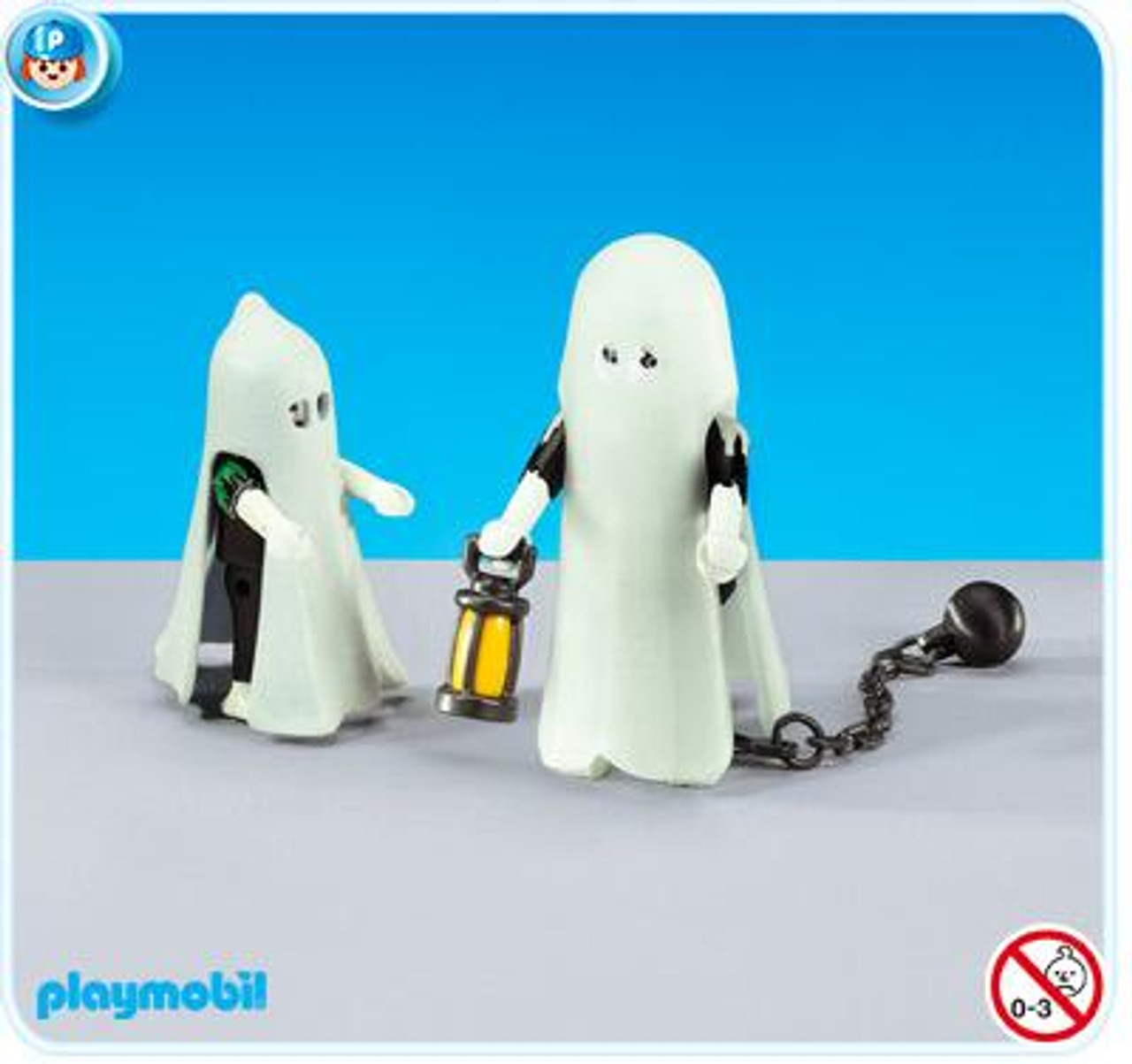 Playmobil Figures Scary Ghosts Set #7482