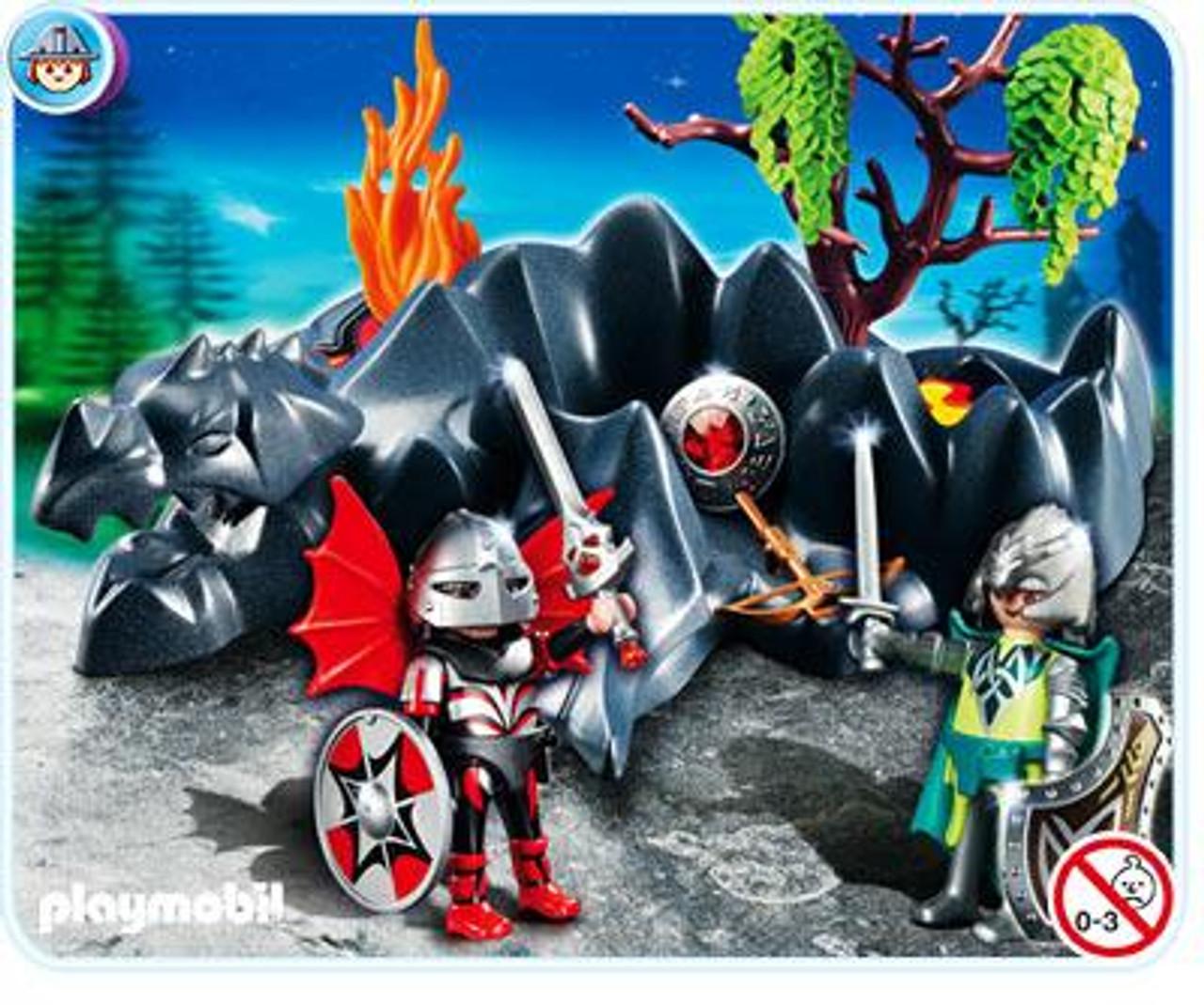 Playmobil Dragon Land Dragon Rock Set #4147