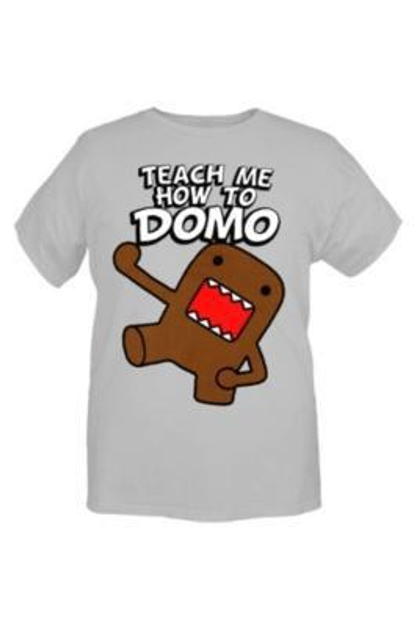How To Domo T-Shirt [Adult XXL]