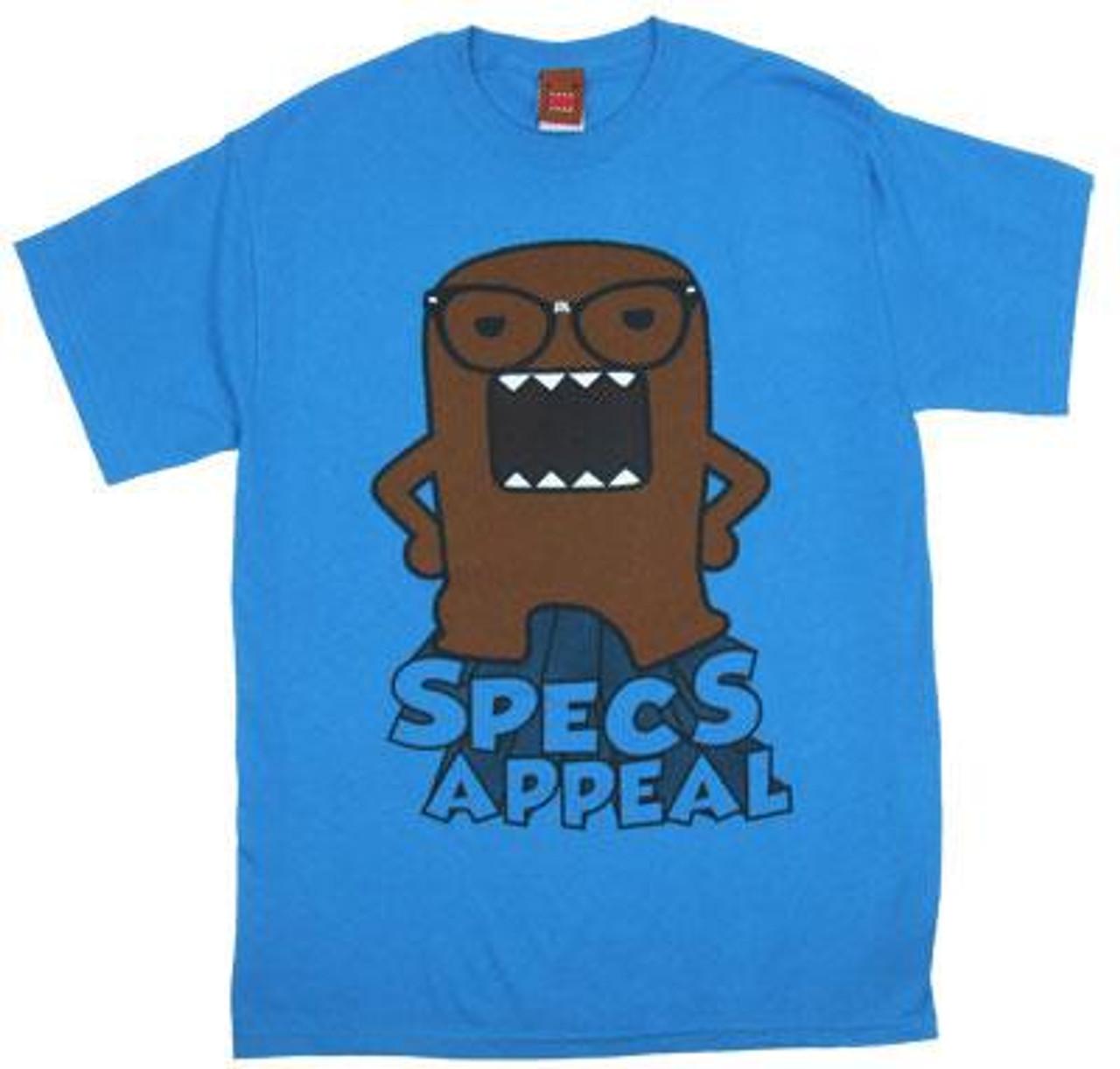 Domo Appealed T-Shirt [Adult Medium]