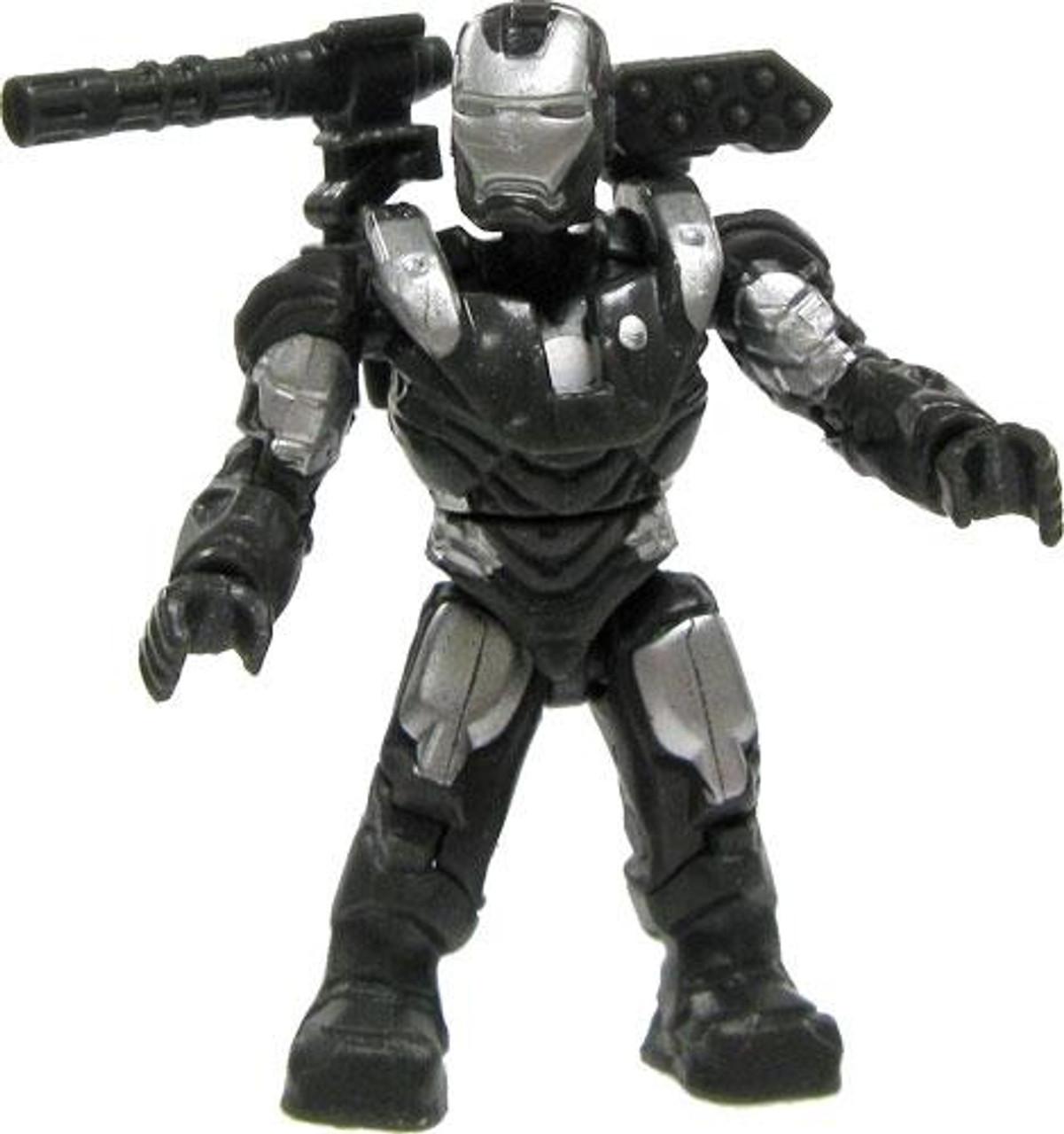 Mega Bloks Marvel War Machine Rare Minifigure [Loose]