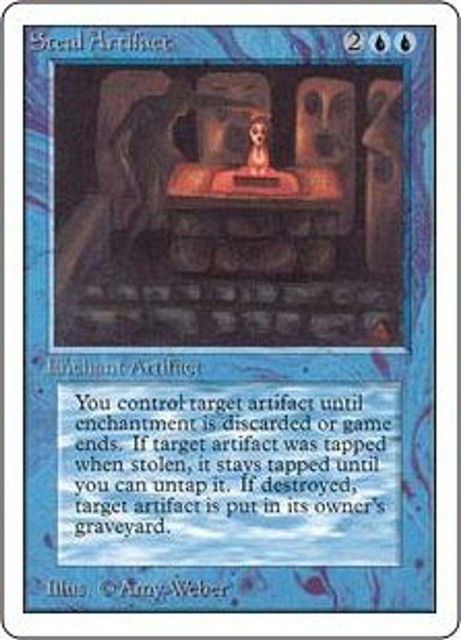 MtG Unlimited Uncommon Steal Artifact