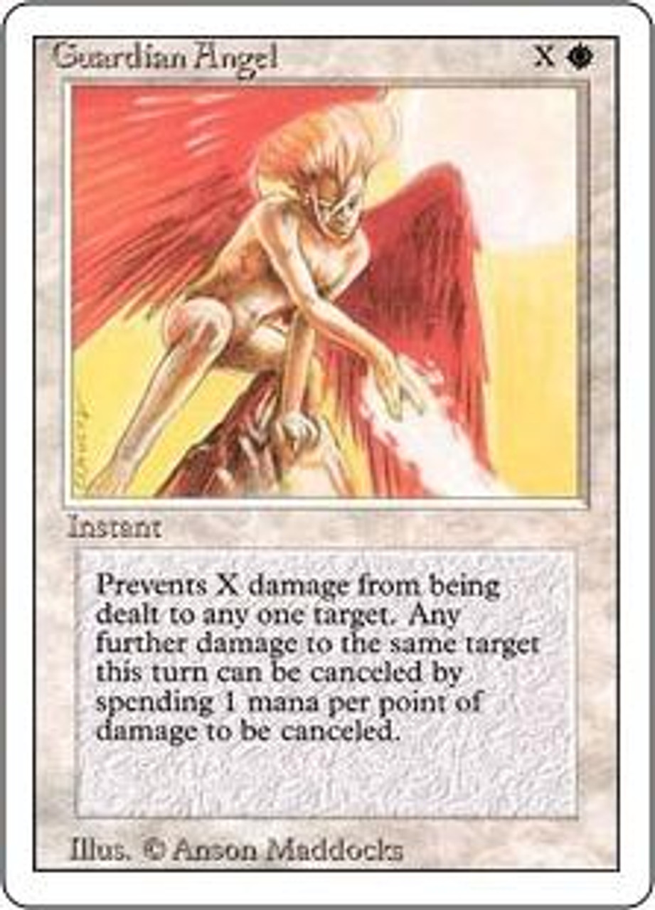 MtG Revised Common Guardian Angel