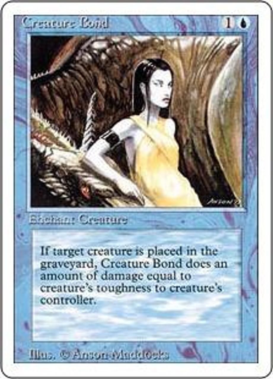MtG Revised Common Creature Bond