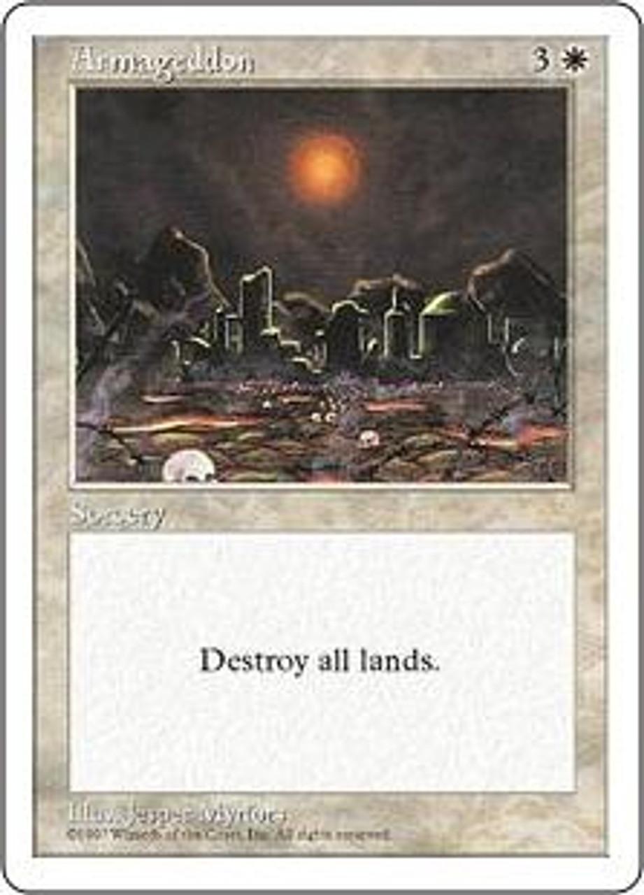 MtG 5th Edition Rare Armageddon