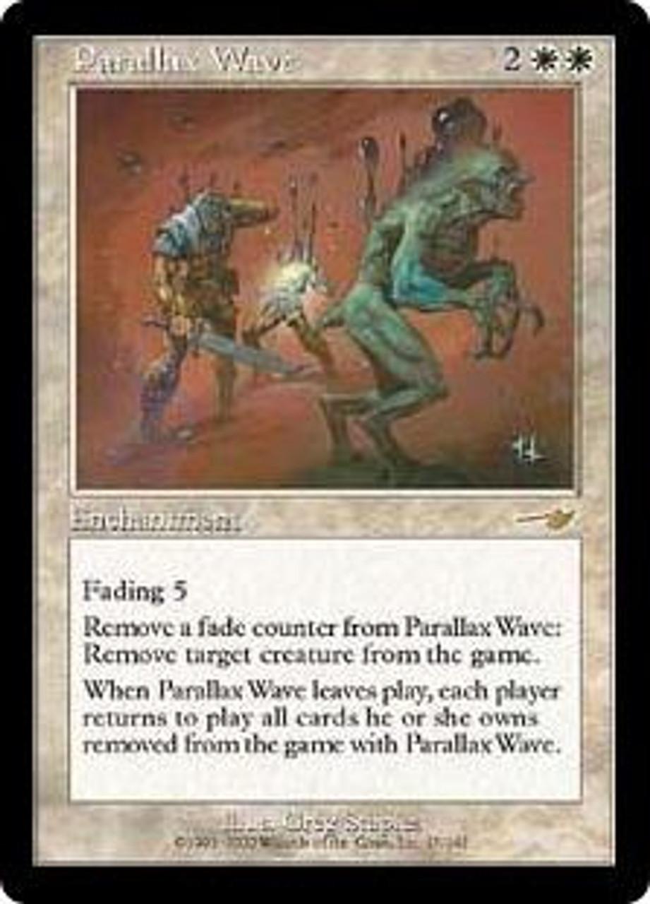 MtG Nemesis Rare Parallax Wave #17