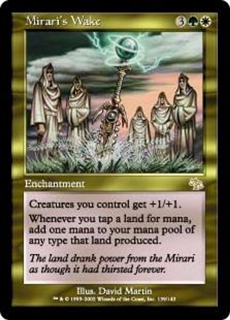 MtG Judgment Rare Mirari's Wake #139