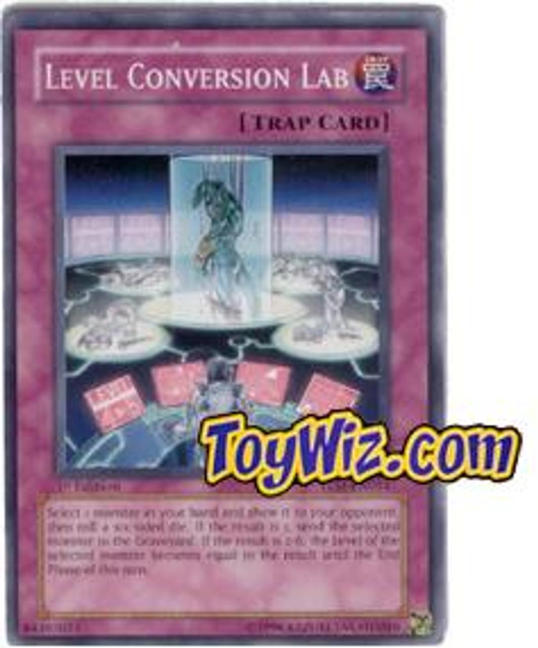 YuGiOh The Lost Millennium Common Level Conversion Lab TLM-EN054