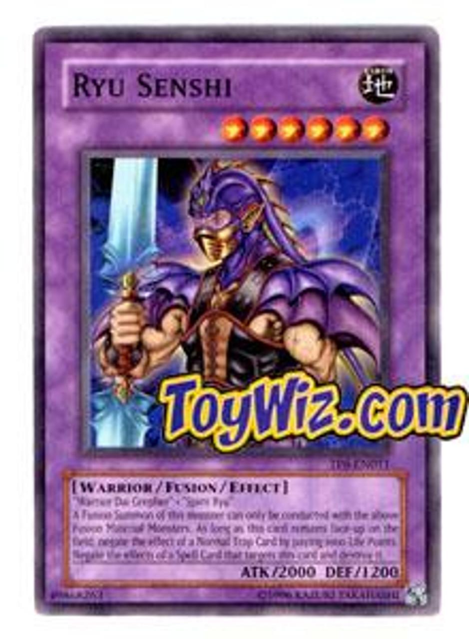 YuGiOh Tournament Pack 6 Common Ryu Senshi TP6-EN011