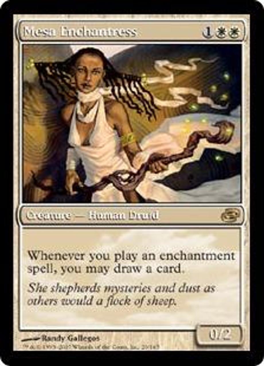 MtG Planar Chaos Rare Mesa Enchantress #26