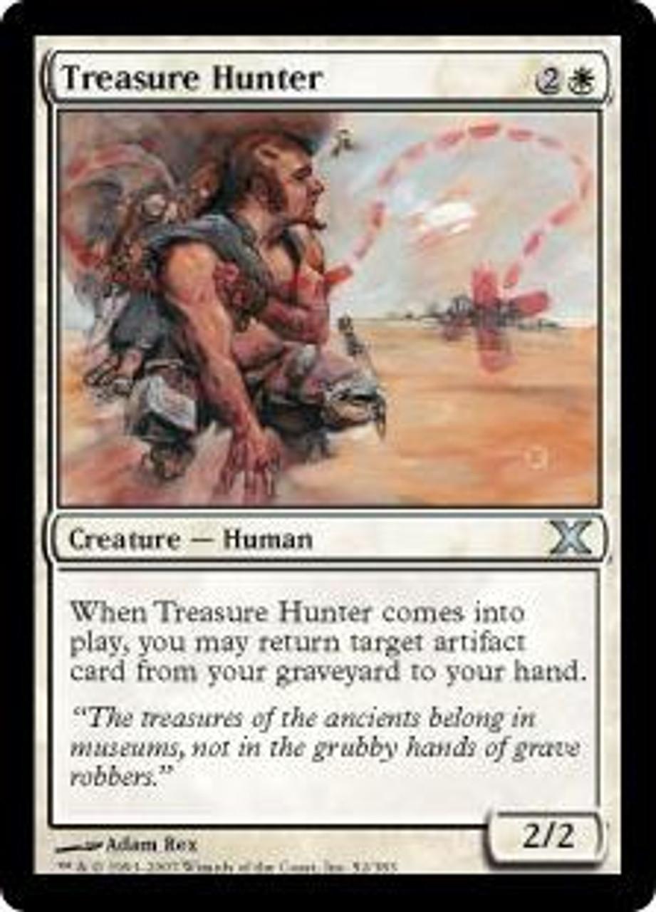 MtG 10th Edition Uncommon Treasure Hunter #52