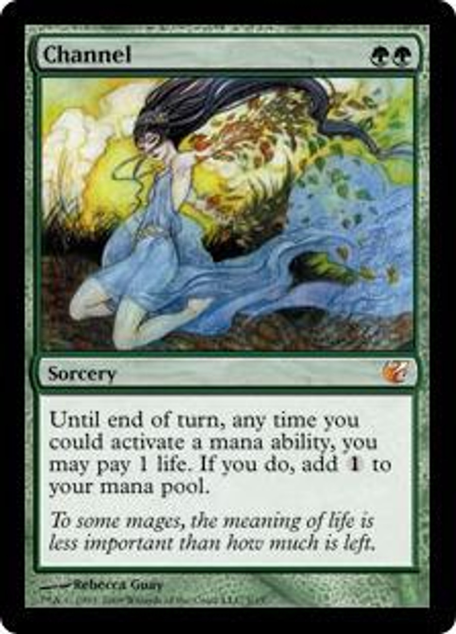 MtG From the Vault: Exiled Mythic Rare Channel #3 [Alternate Art]