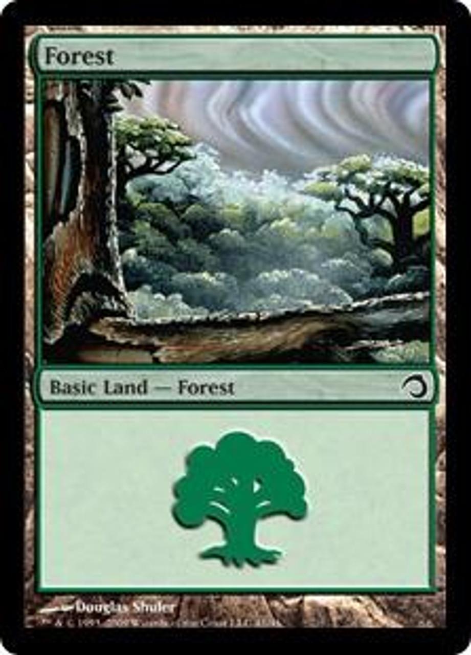 MtG Premium Deck Series: Slivers Basic Land Forest #41 [Random Artwork]