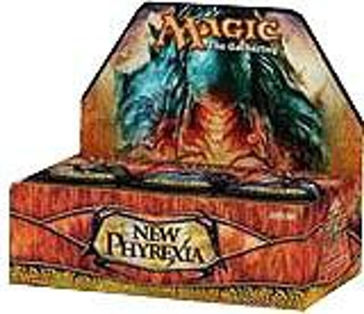 MtG New Phyrexia Booster Box [36 Packs] [Sealed]