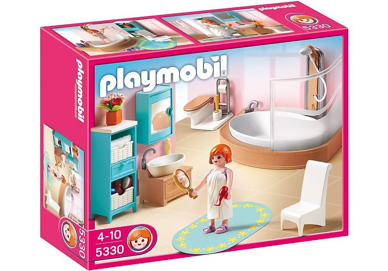 Playmobil Doll's House Grand Bathroom Set #5330