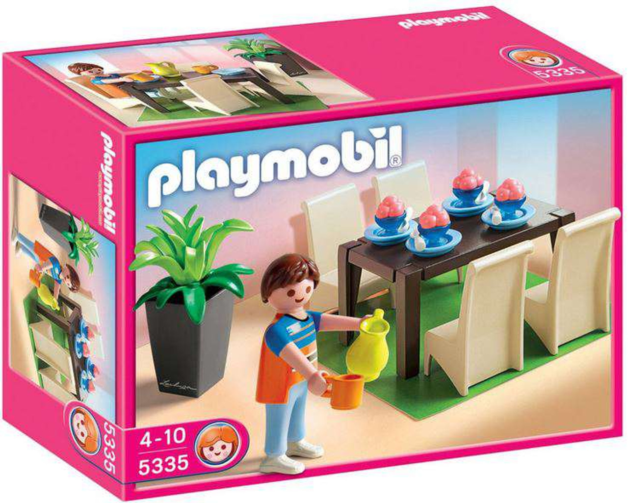 Playmobil Doll's House Grand Dining Room Set #5335