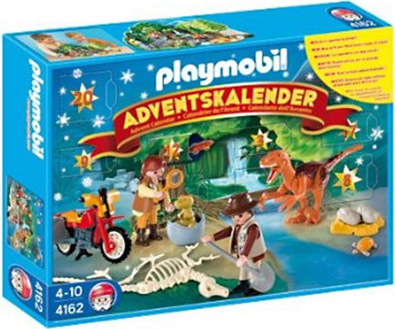 Playmobil Dinosaur Expedition Set #4162