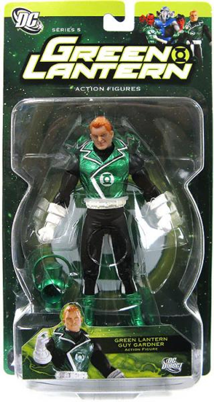 DC Green Lantern Series 5 Guy Gardner Action Figure