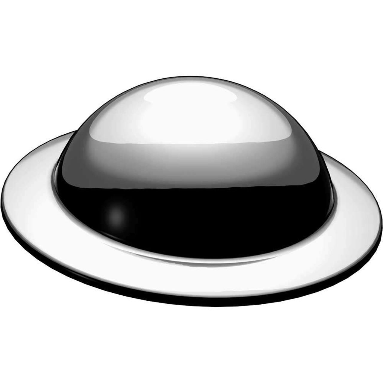 BrickArms Headgear Brodie Helmet 2.5-Inch [Gray]