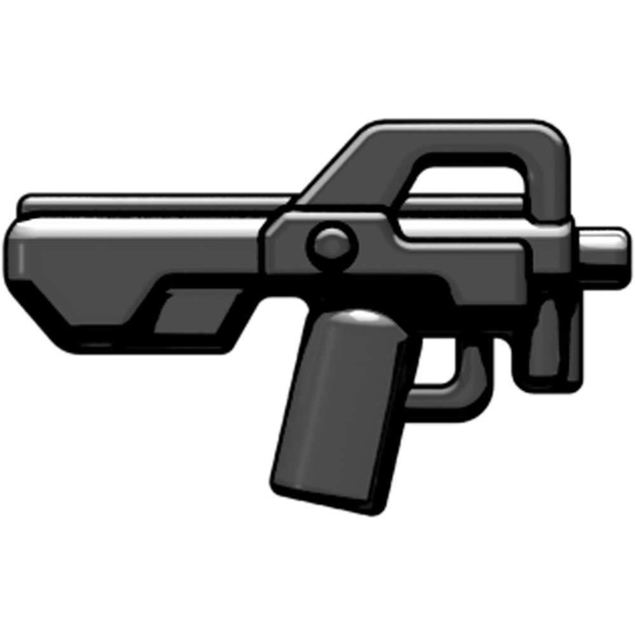 BrickArms Weapons Combat PDW 2.5-Inch [Black]
