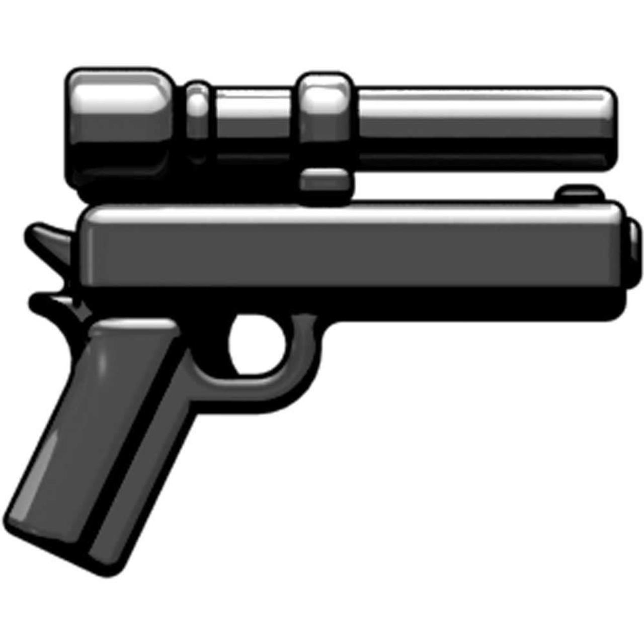 BrickArms Weapons Longslide 2.5-Inch [Black]