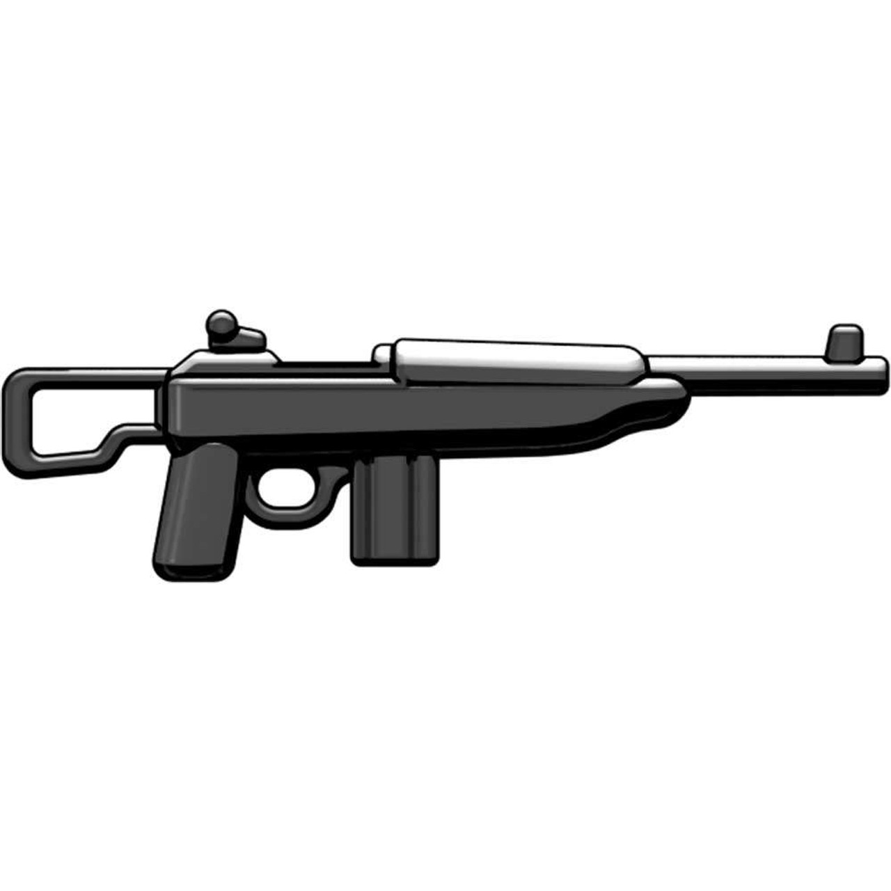 BrickArms Weapons M1 Carbine Para 2.5-Inch [Black]