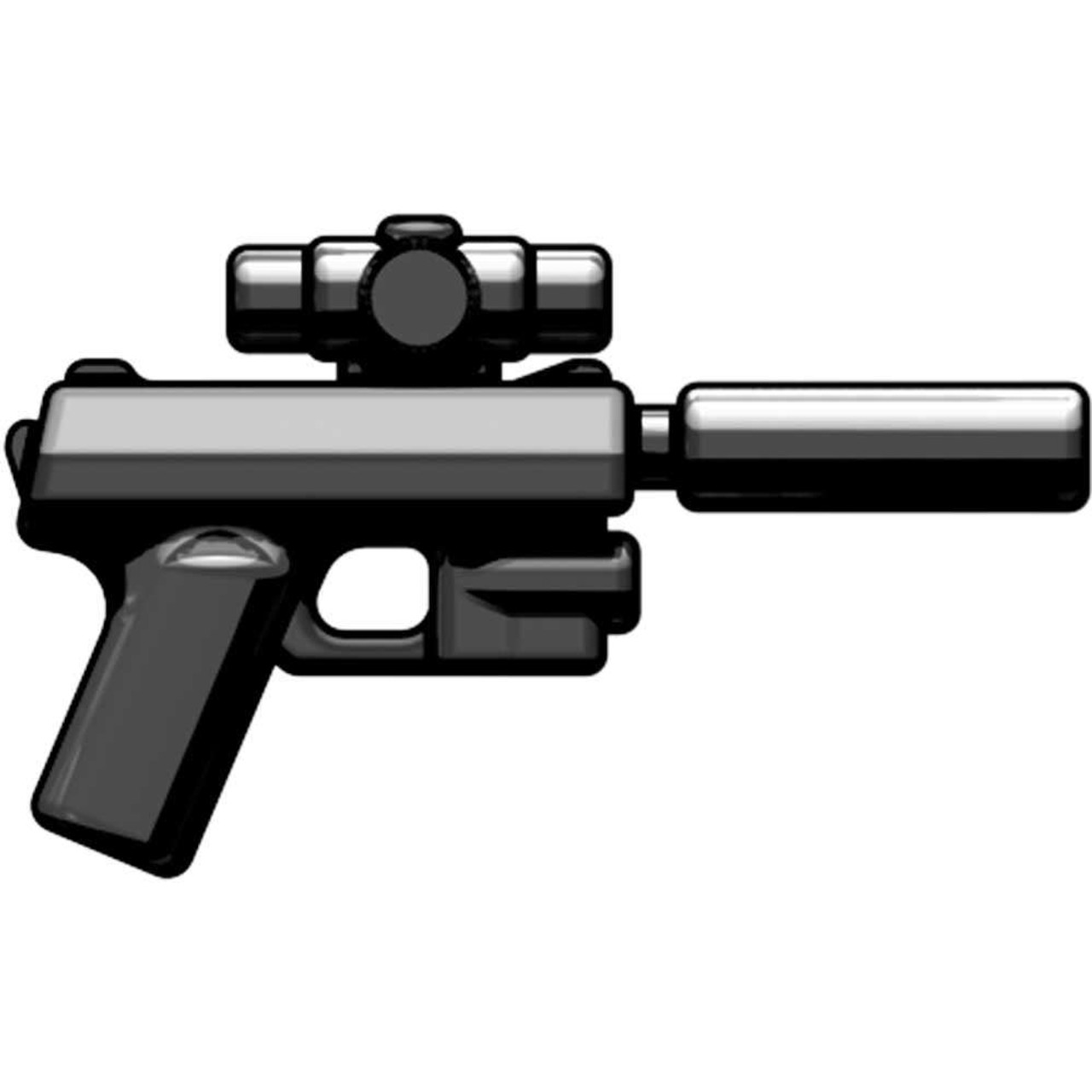 BrickArms Weapons M23 SOCOM Pistol 2.5-Inch [Black]