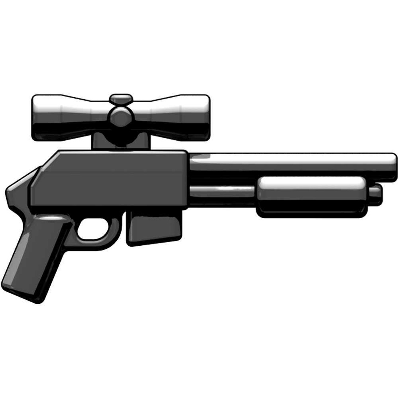 BrickArms Weapons M47 Tactical Shotgun 2.5-Inch [Black]