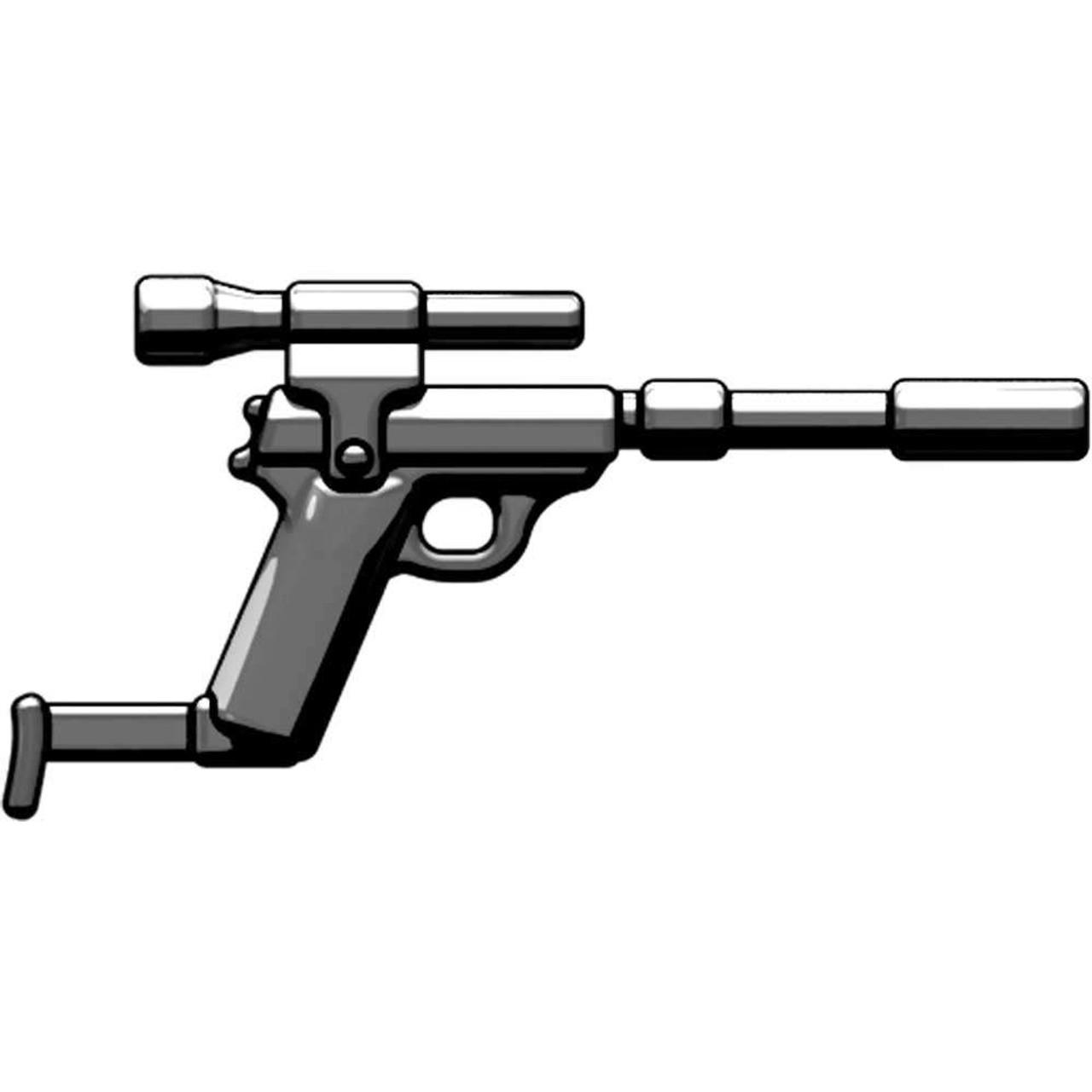 BrickArms Weapons Spy Carbine 2.5-Inch [Gunmetal]