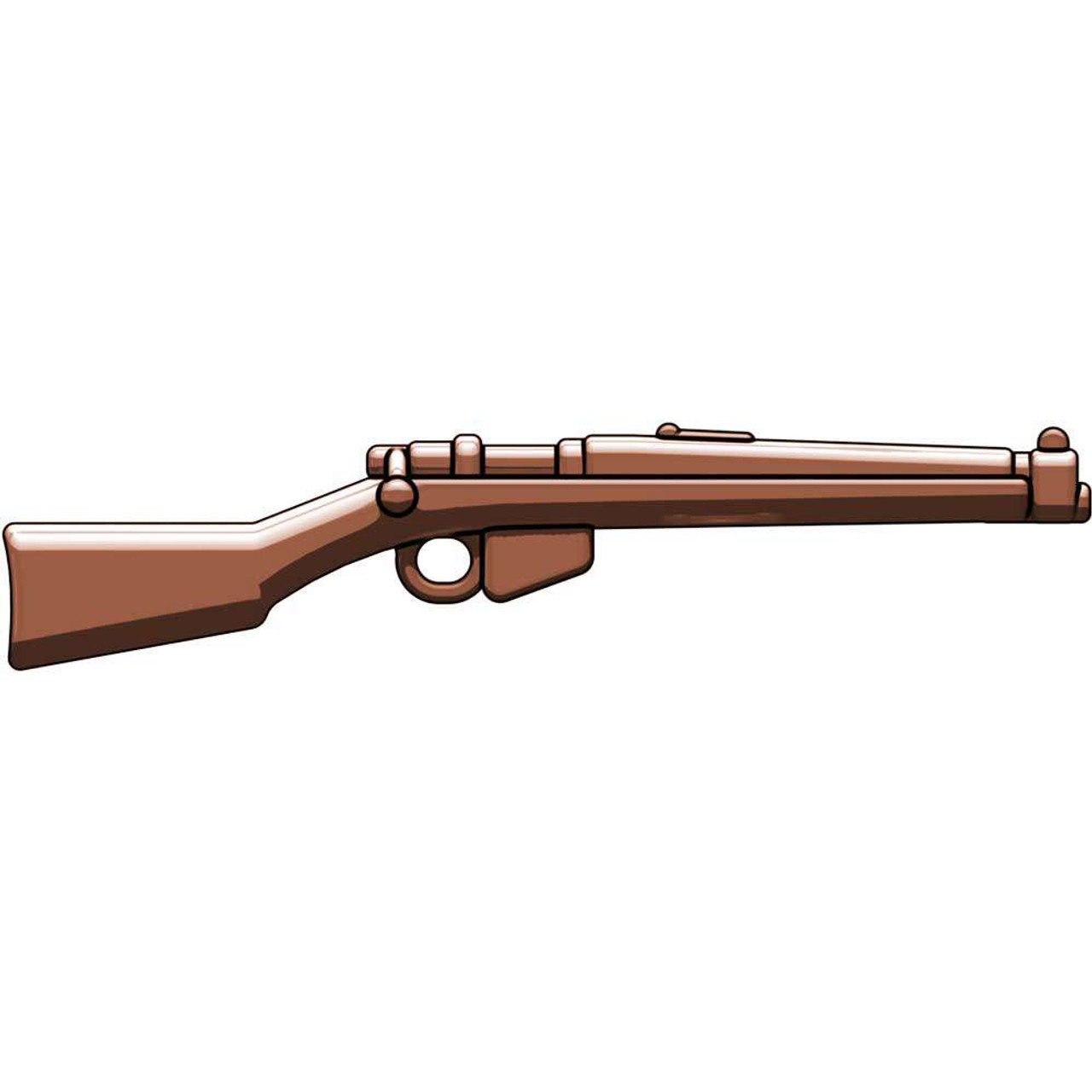 BrickArms Weapons Lee-Enfield SMLE 2.5-Inch [Brown]