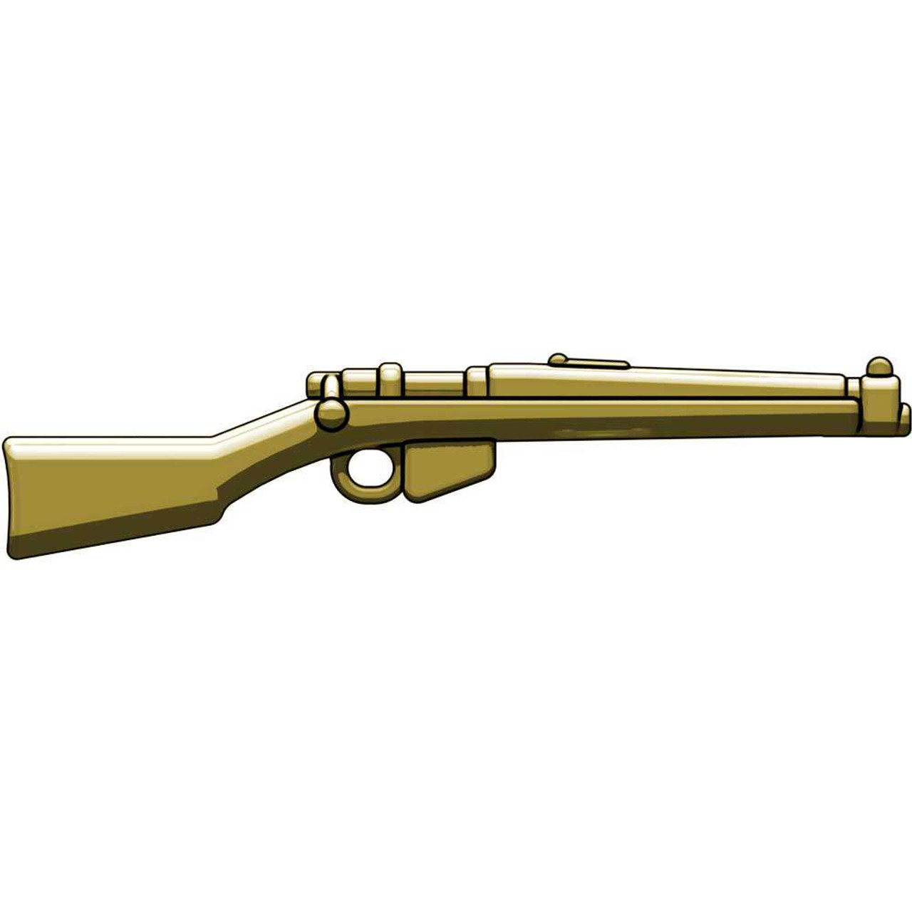 BrickArms Weapons Lee-Enfield SMLE 2.5-Inch [Tan]