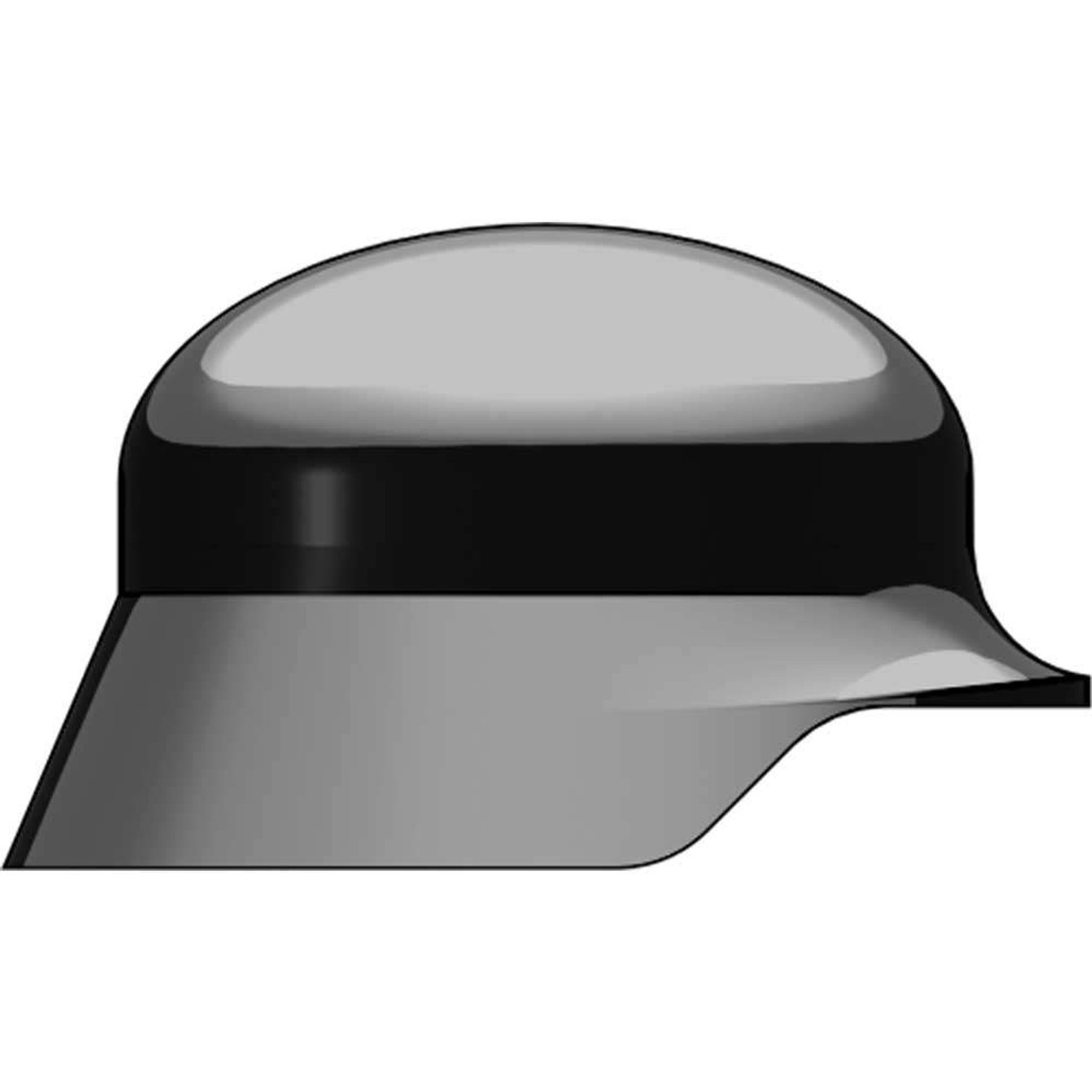 BrickArms Headgear Stahlhelm 2.5-Inch [Gunmetal]