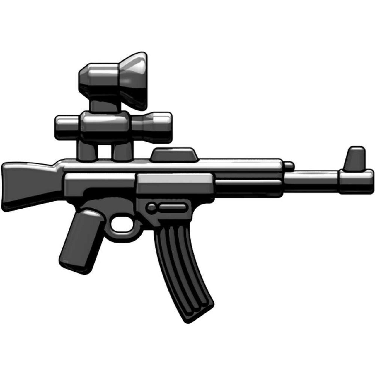 BrickArms Weapons STG44 Vampir 2.5-Inch [Black]