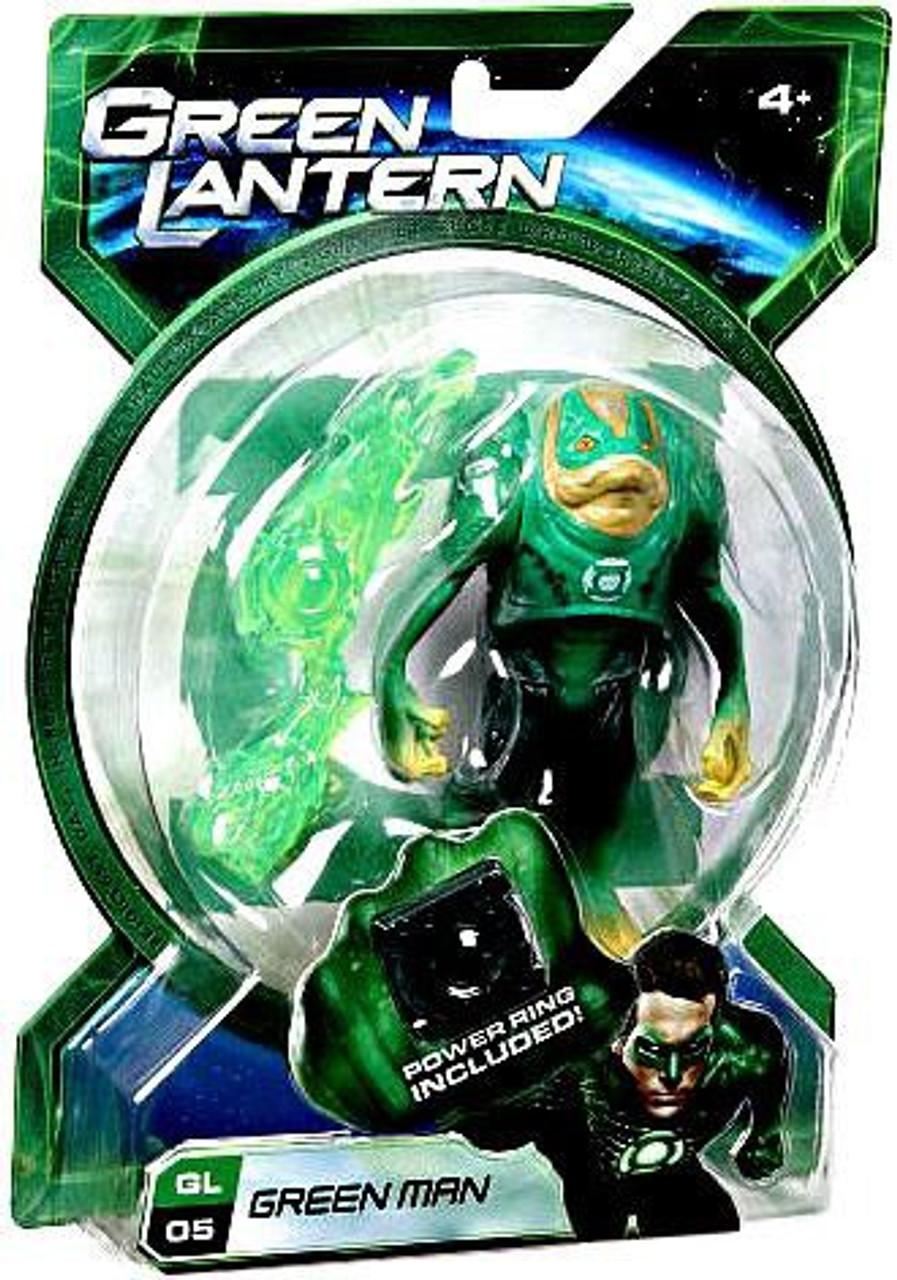 Green Lantern Movie Green Man Action Figure GL05