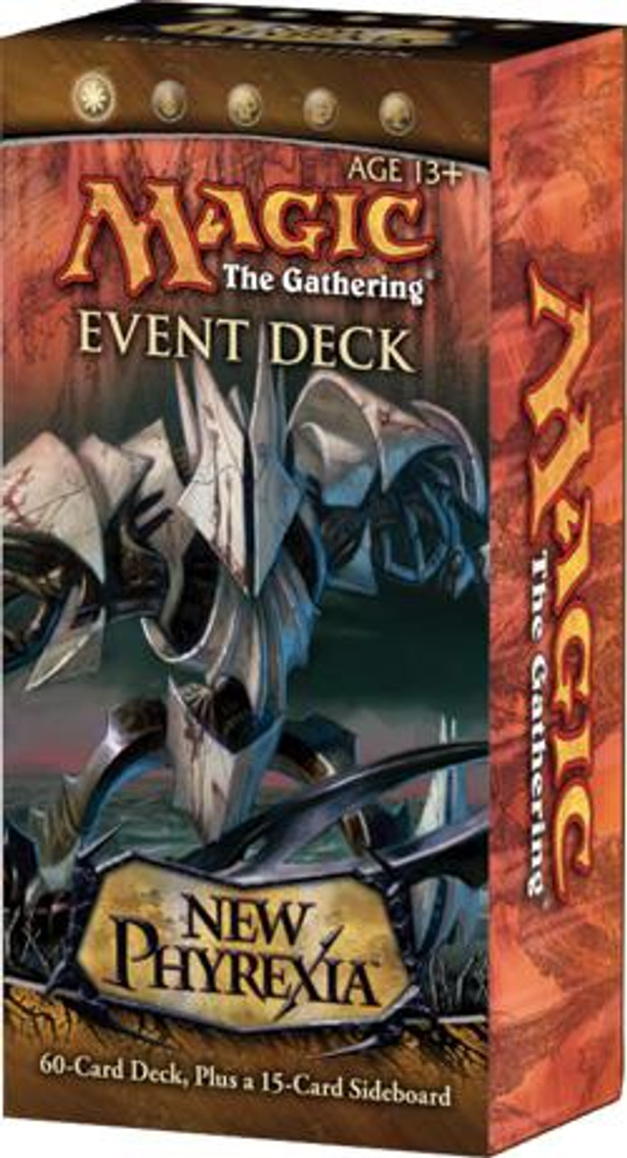 MtG New Phyrexia War of Attrition Event Deck [Sealed Deck]