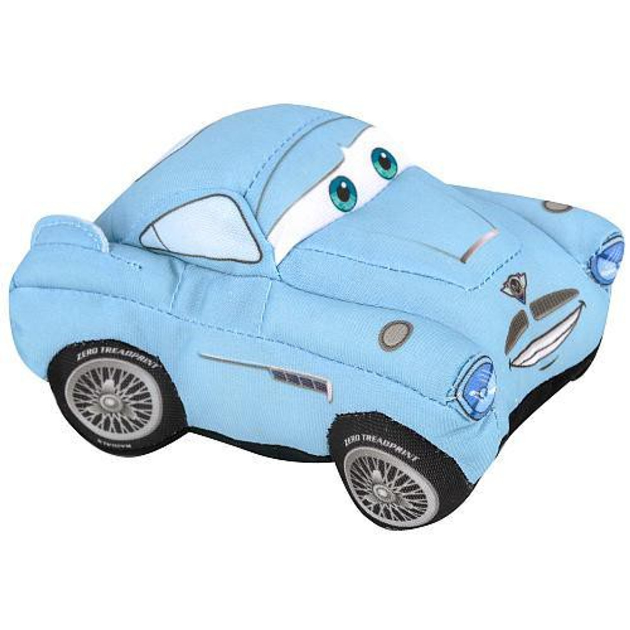 Disney Cars Cars 2 Plush Finn McMissile 5-Inch Talking Plush