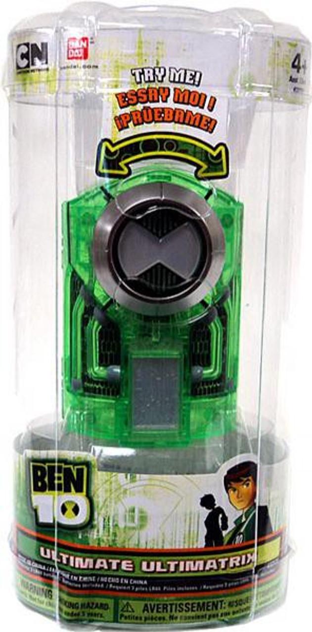 Ben 10 Ultimate Alien Ultimate Ultimatrix Roleplay Toy