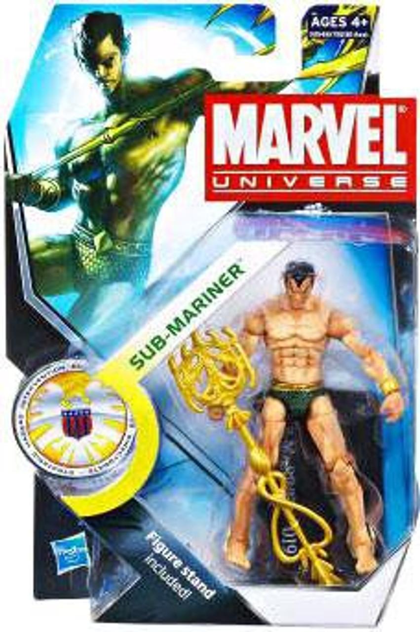 Marvel Universe Series 15 Sub-Mariner Action Figure #19