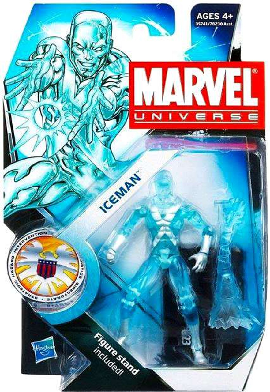 Marvel Universe Series 16 Iceman Action Figure #23