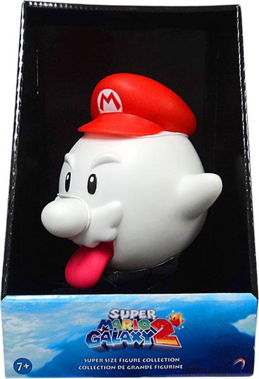 Super Mario Galaxy 2 Boo Mario 9-Inch Vinyl Figure
