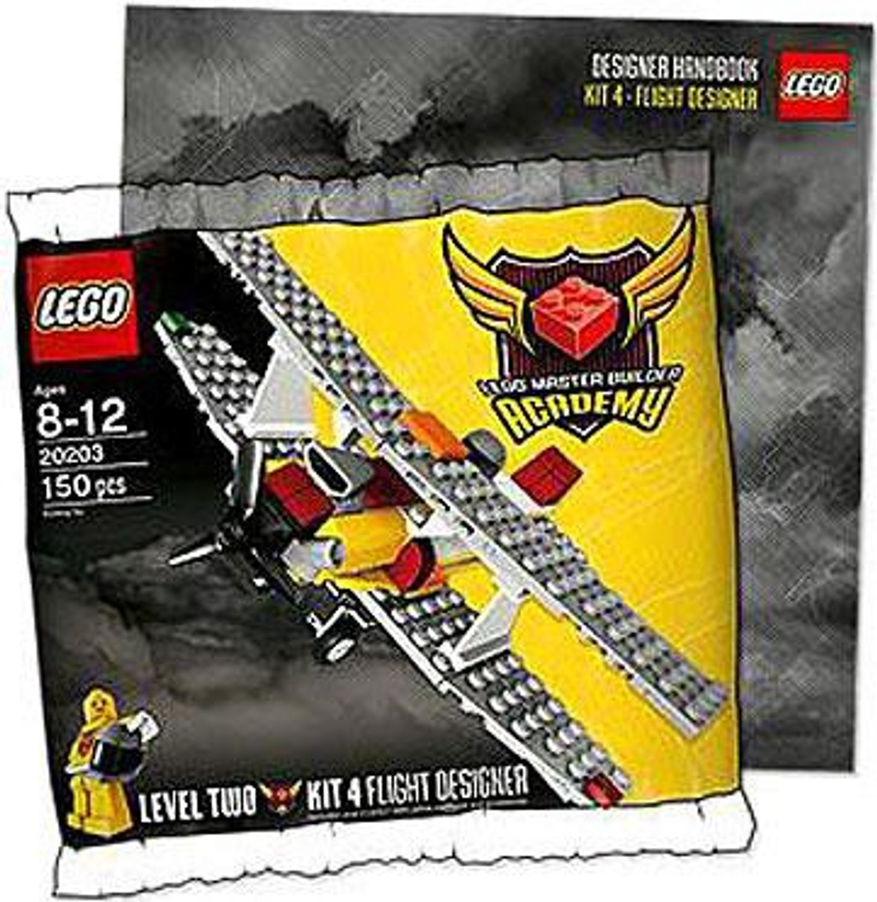 LEGO Master Builder Academy MBA Flight Designer Mini Set #20203 [Bagged]