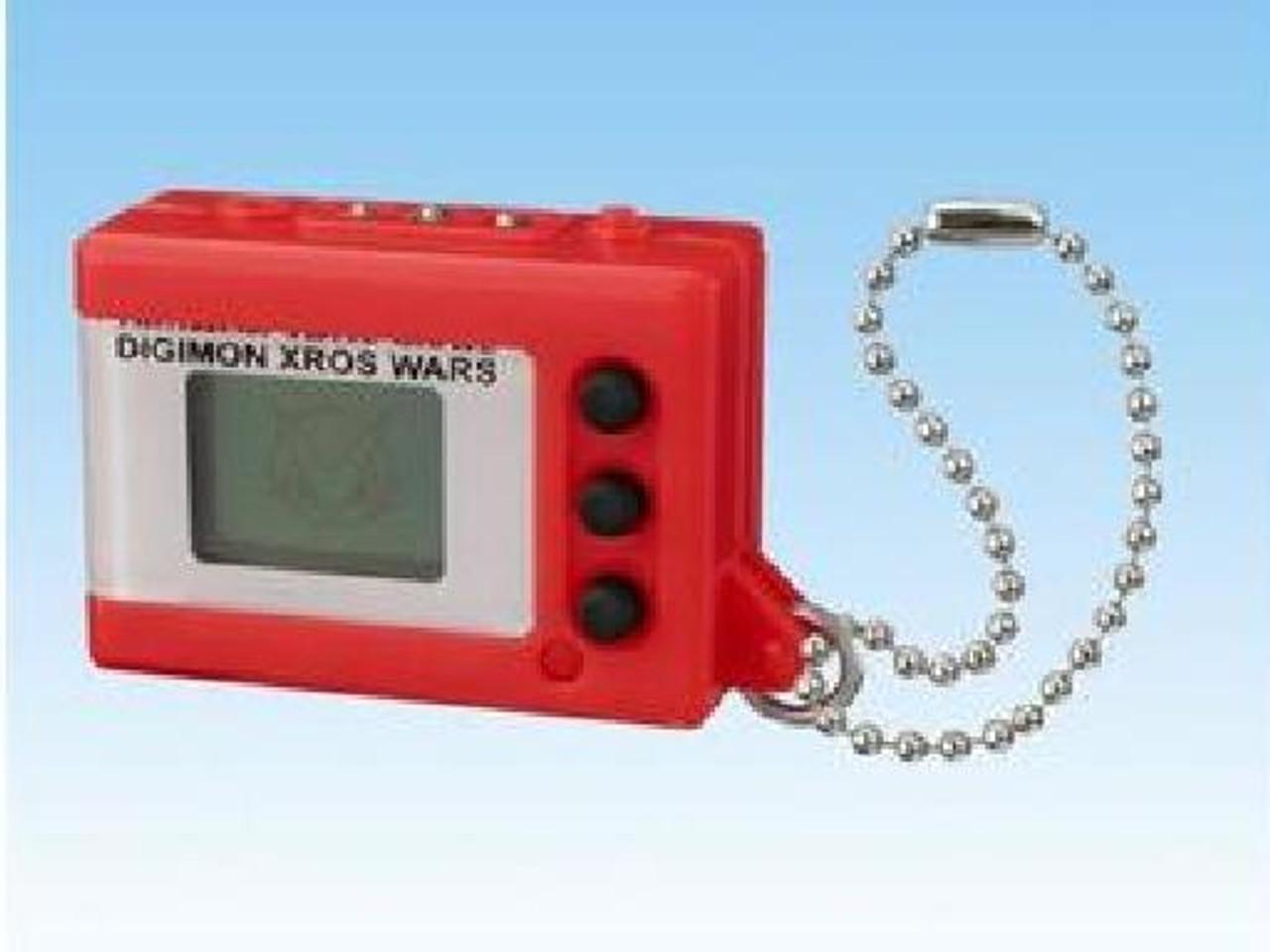 Digimon Japanese Xros Wars Shoutmon Virtual Pet [Red]