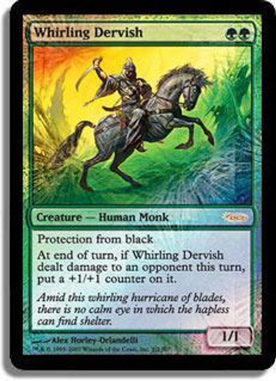 MtG Assorted Promo Cards Promo Foil Whirling Dervish