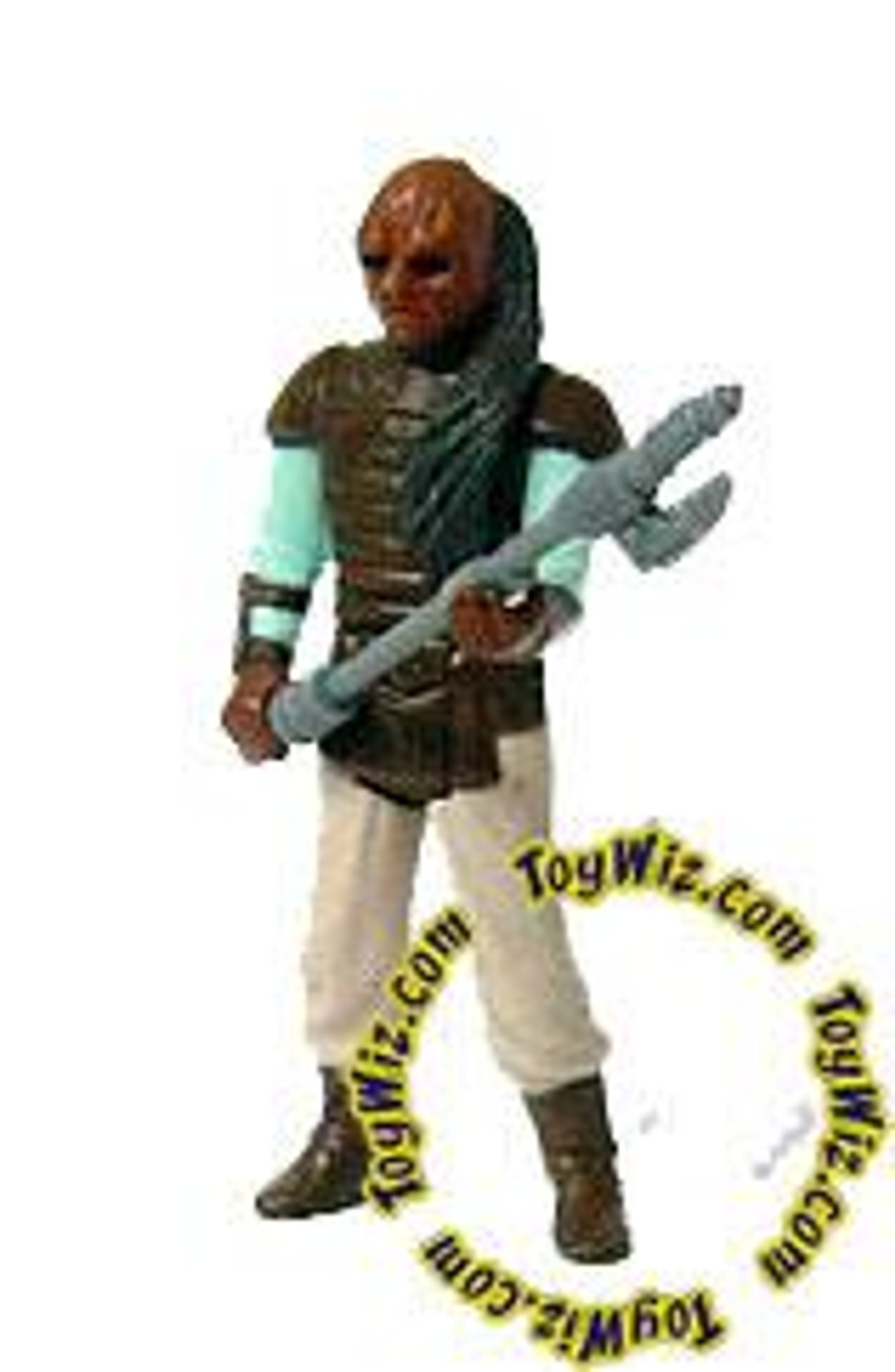 Star Wars Return of the Jedi Vintage 1983 Weequay Action Figure [Loose Complete C-8]