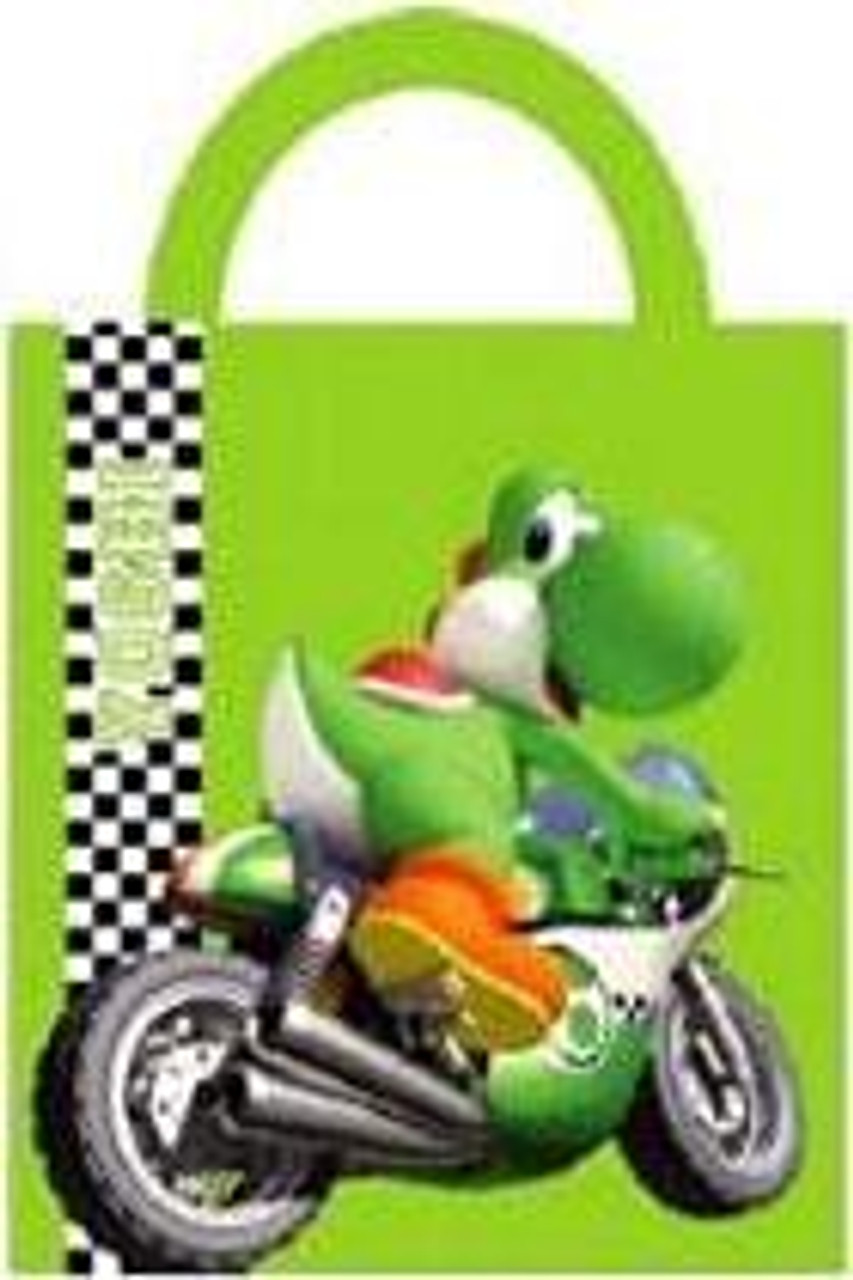 Super Mario Mario Kart Wii Yoshi Shopping Bag