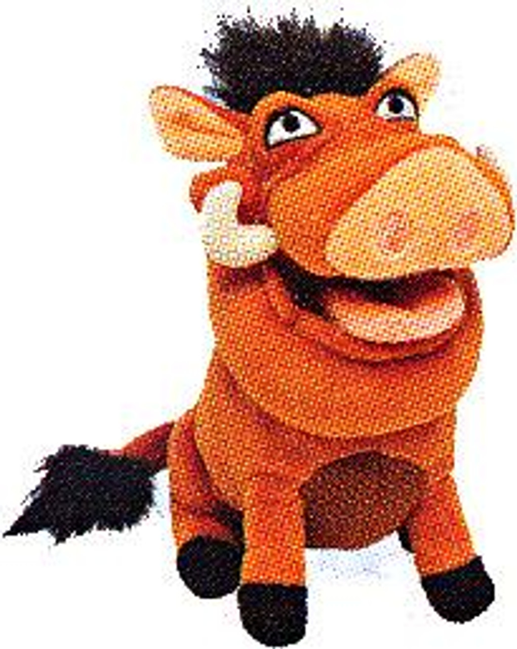 Disney The Lion King Pumbaa Exclusive 7-Inch Plush Figure