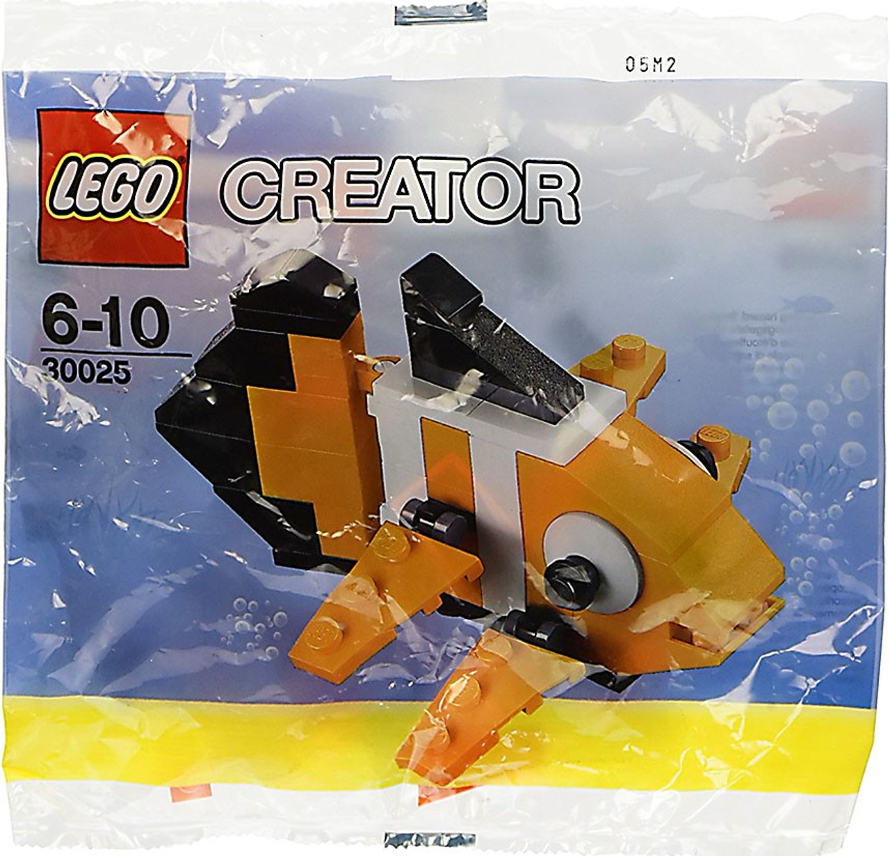 LEGO Creator Clown Fish Mini Set #30025 [Bagged]